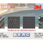 Emco & 3M - Najbolji ulazni otirači na jednom mjestu !