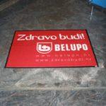 Izrada logotipa na tekstilnom materijalu. (2)