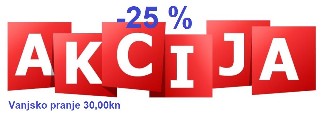 Akcija -25%