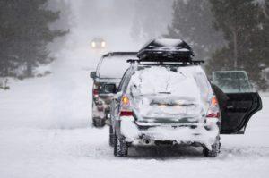 Savjeti za vozilo u zimskim uvjetima