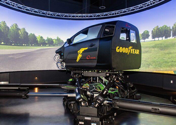 Goodyear unaprijedio razvoj guma najsuvremenijim simulatorom vožnje