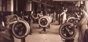 Pioniri u proizvodnji guma