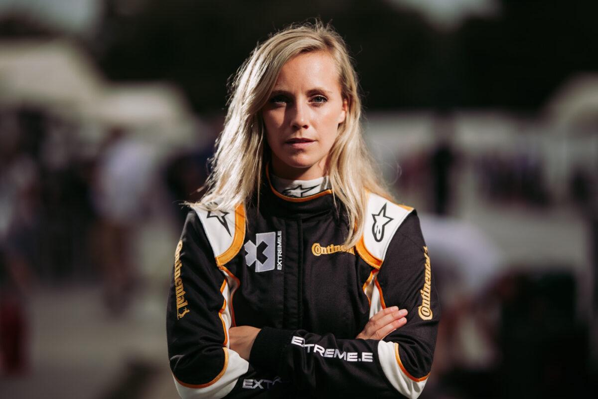 Jedna od najbržih žena za upravljačem: Mikaela Ahlin-Kottulinsky