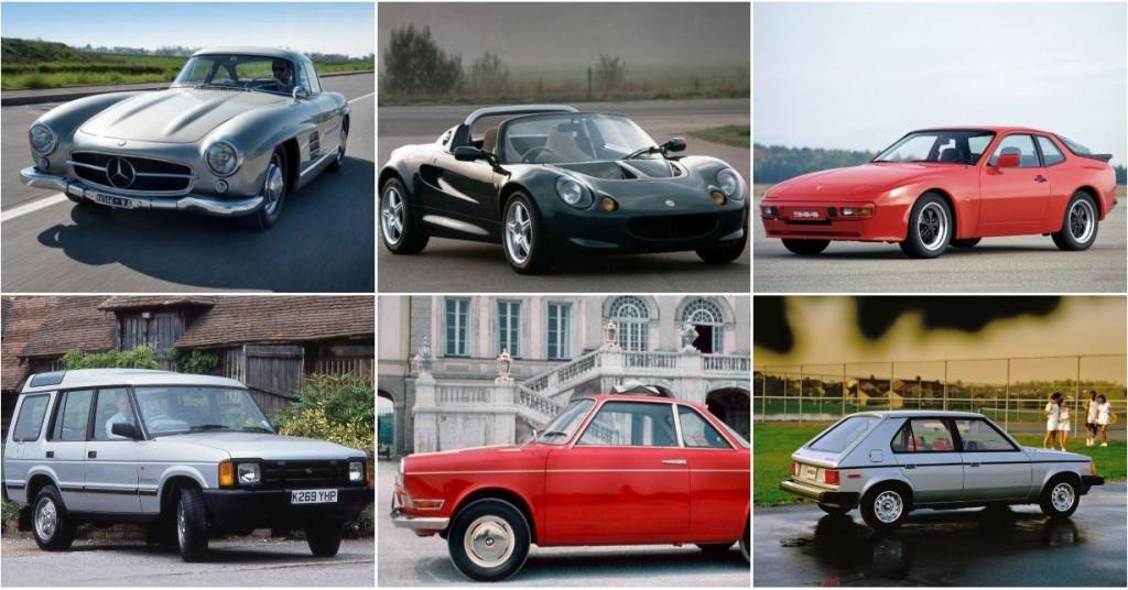 10 automobila koji su spasili svoje proizvođače od bankrota