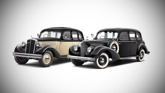 85. godina modela Škoda Superb